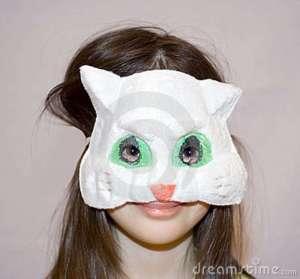 máscara-do-gato-da-criança-5460918