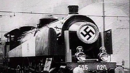 trem-nazista